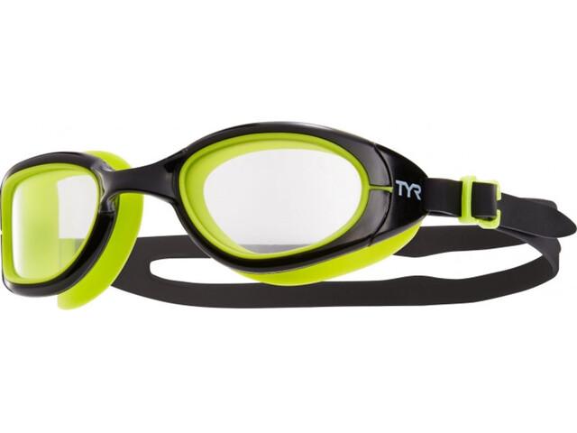 TYR Special Ops 2.0 Transition Simglasögon gul/svart